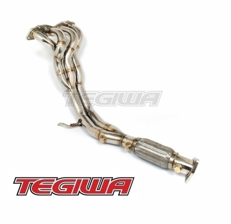 COLLECTEUR ECHAPPEMENT INOX TEGIWA HONDA CIVIC 7 TYPE R EP3